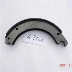 4702 Powder Coat Brake Shoe