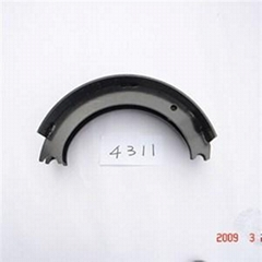 4311 Powder Coat Brake Shoe