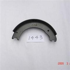 1443 E-coat Brake Shoe