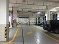 深圳地下車庫劃線