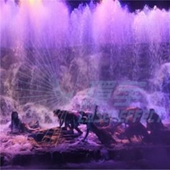 Indoor Water Show