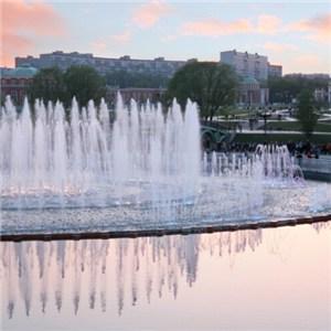 Decorative Fountain 1
