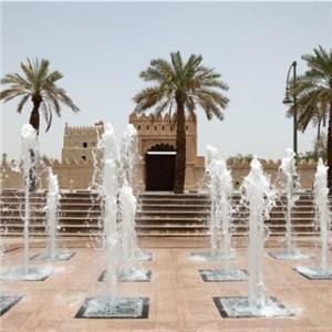 Music Fountain 1