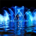 Amazing 3D Dancing Fountain