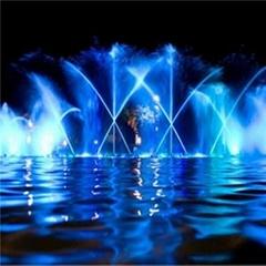 Amazing 3D Dancing Fountain