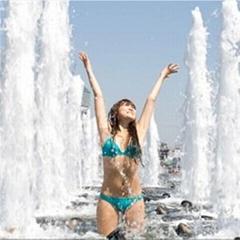 Plaza Dancing Fountain