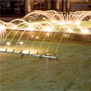 Hotel Fountain 1