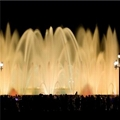 Outdoor Music Fountain