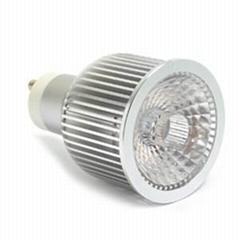 9W GU10 Spotlight Bulb