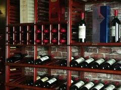 红葡萄酒架设计制作