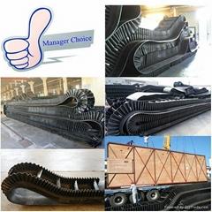 Heavy Duty Fabric Conveyor Rubber Belt