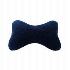 Car Memory Foam Headrest Pillow