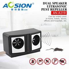 Aosion AN-A319 anti mice trap ultrasonic pest repeller