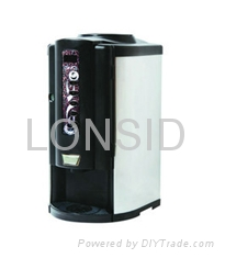 Coffee and tea maker (hot and warm)