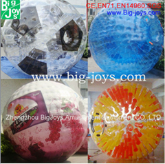 high quality PVC cheap zorb ball for bowling for sale