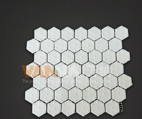 High Purity Alumina Ceramic Mosaic 1