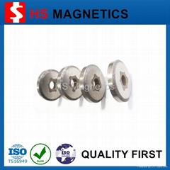 Wholesale Permanent AlNiCo Speedometer Magnet with High Working Temperature