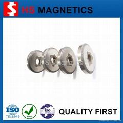【廠家直銷】高質量鋁鎳鈷里程表磁鋼 耐高溫磁性材料