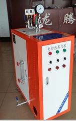 供應24KW電加熱蒸汽鍋爐