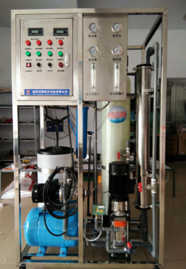 供應純淨水設備 1