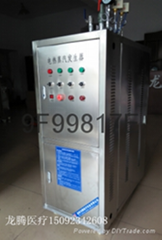 供應100公斤電加熱蒸汽發生器