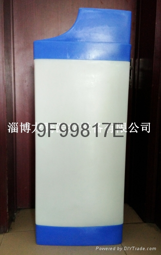 供應鍋爐專用軟化水處理設備 1