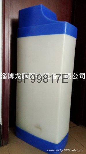 供應鍋爐專用軟化水處理設備 3