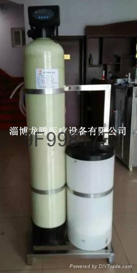 供應鍋爐專用軟化水處理設備 4