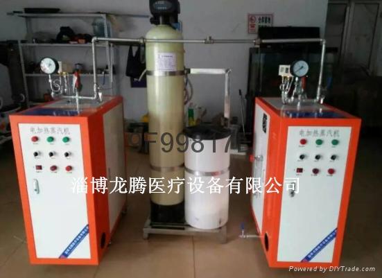 供應鍋爐專用軟化水處理設備 5