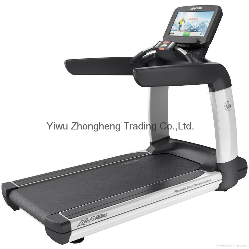 Life Fitness Treadmill Discover Se: Life Fitness 95T Elevation Discover SE Treadmill