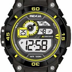 10 ATM Digital Sport Watch