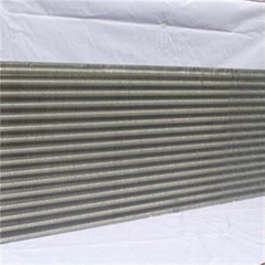 Air-condition Brass Aluminum Fin Evaporator