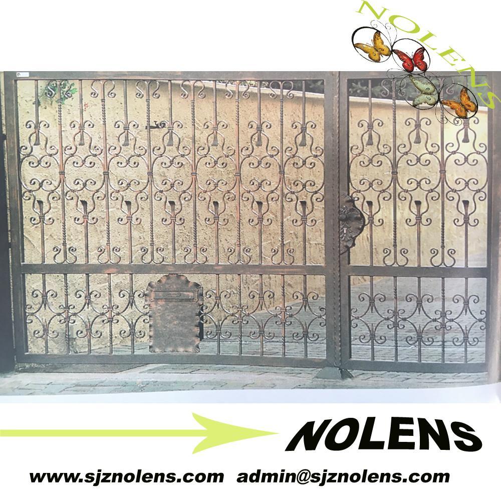 Wrought iron Gate Design 1