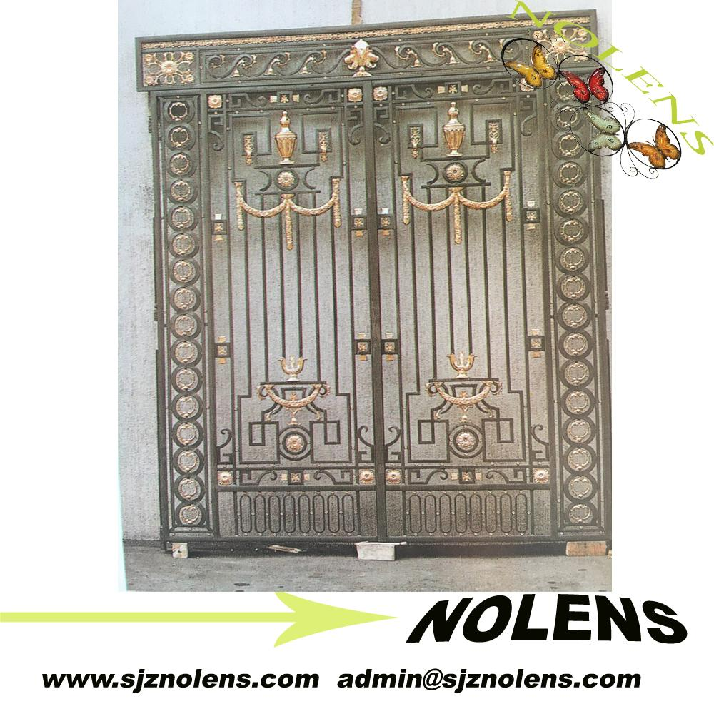 Wrought iron Gate Design 1