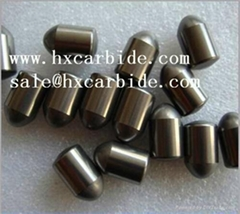 Tungsten carbide insert for high wear miner