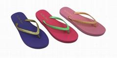 2016 new design women flip flops
