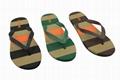 2016 OEM custom men flip flops