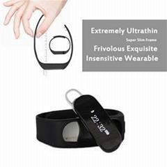 Bluetooth Bracelet Watch
