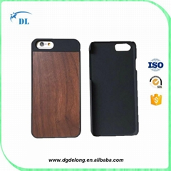 High Quality Best Price Bamboo Cell Phone Cover Wooden Mobile Phone Case
