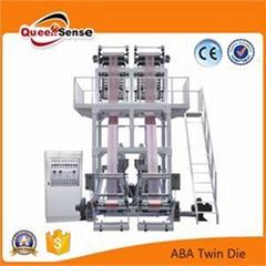 ABA Twin Die Blowing Machine
