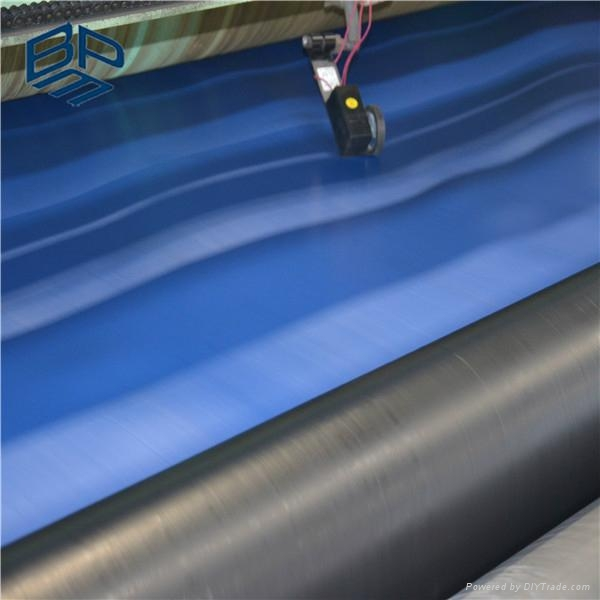 2mm ldpe lldpe hdpe geomembrane black plastic sheet - BPM (China