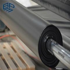 1mm or 0.75mm Waterproof polyethylene membrane for fish pond