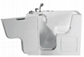 Wheelchair accessible tub K211