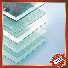 Polycarbonate pc solid sheet sheeting plate board panel board