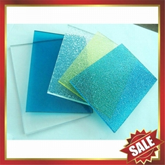 PC polycarbonate solid roofing Sheet sheeting plate board panel