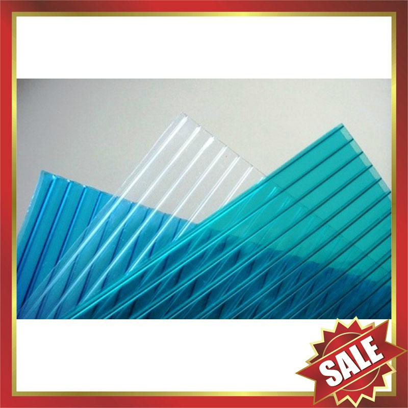 Hollow multi wall Polycarbonate pc sheet sheeting plate board panel 5