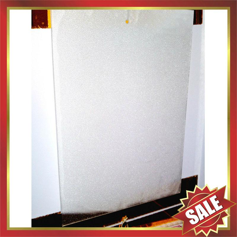 Frosted  PC polycarbonate Sheet sheeting panel board plate 3