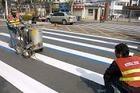 惠州市道路熱熔標線