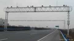 惠州市大型停車場龍門架