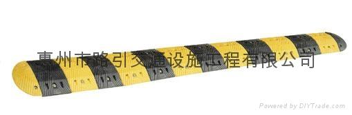 惠州市橡胶减速带 2